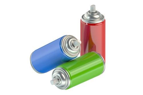 envasado de aerosoles ideal en 8 pasos