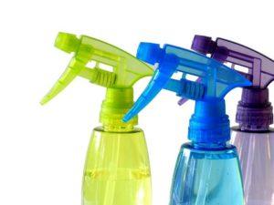productos de limpieza en envasado de aerosoles - Xiomara