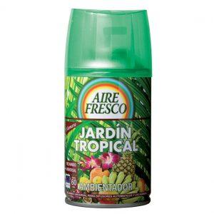 cuidado de la casa y del jardín con aerosoles